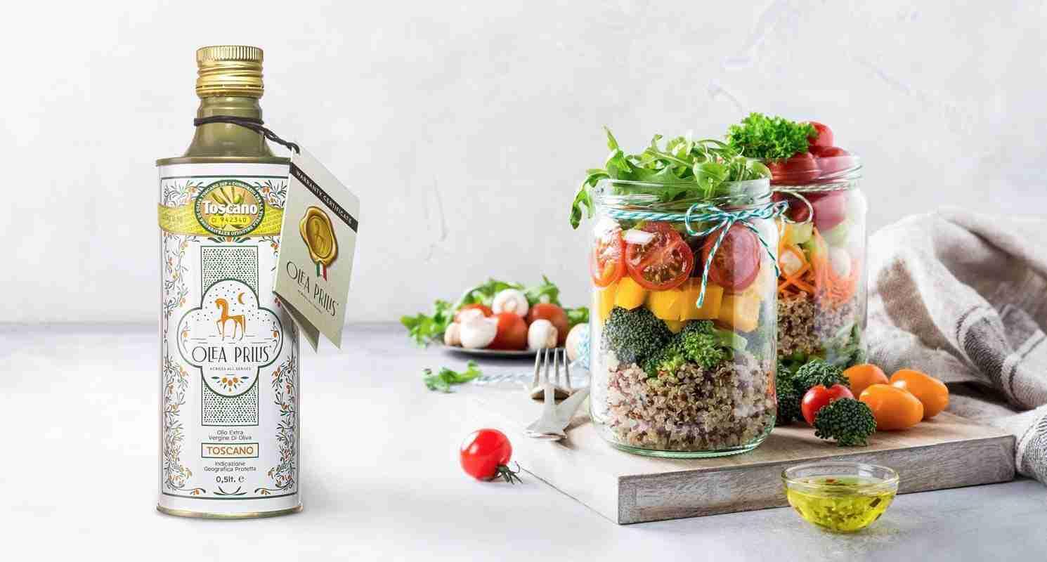Jar saladOlea Prilis